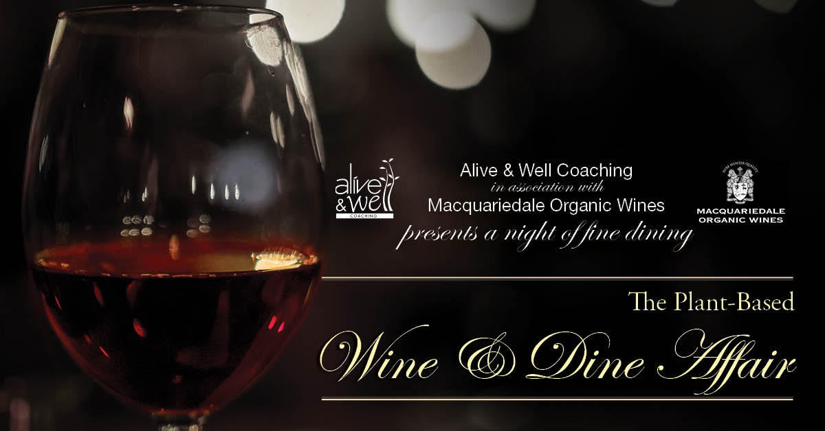 The Plant-Based Wine & Dine Affair – July 24th